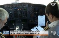 Ruta uruguaya del dinero K