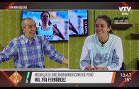 Atletismo: María Pía Fernández en su mejor momento
