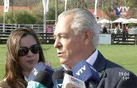 Crisis en Argentina: Rodolfo Nin Novoa y embajador de Argentina en Uruguay optimistas al respecto