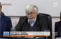 Eduardo Bonomi: ''La entrada de dinero de forma irregular no es un delito, es una falta''