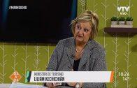 Mano a mano con Liliam Kechichián