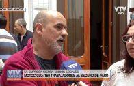 Motociclo: Más de 150 trabajadores al seguro de paro