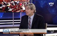 Ope Pasquet: ''La situación de vulnerabilidad fronteriza es extrema, no hay controles''