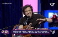 "Paulinho Moska: ""Mi vida cambió después de visitar latinoamerica"""