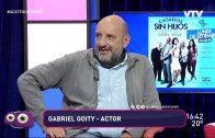 """Puma Goity: """"Lo que más me gusta es estar arriba del escenario"""""""