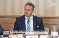 UPM presentó informe sobre los avances en las negociaciones por segunda planta