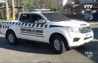 15 personas resultaron detenidas durante el operativo realizado hoy en Villa Española