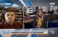 Análisis: Primeros anuncios de Bolsonaro