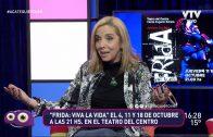"""""""Frida: Viva la Vida"""" el unipersonal sobre Frida Kahlo"""