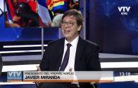 """Javier Miranda: """"En política hay que tomar resoluciones"""""""