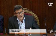 """Jorge Díaz: """"Uruguay tiene una usina generadora de delitos"""""""