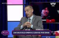 """Juan Carlos Scelza: """"En casa de fútbol no se habla"""""""