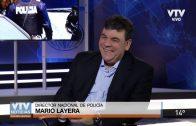 Mario Layera: ''80 mil personas han sido procesadas por diferentes delitos en los últimos 15 años''