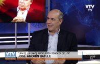 Amorín Batlle: El gobierno no ha hecho nada trascendente en los últimos 10 años
