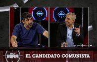 El candidato comunista
