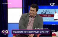 """Jorge Bafico presenta su libro """"La Vida Sigue"""""""