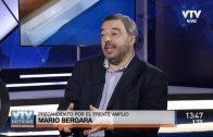 """Mario Bergara sobre el caso Sendic: """"El Frente Amplio tiene que actuar en consecuencia"""""""