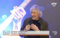 """Roger Waters fue galardonado por la Intendencia como """"Visitante Ilustre de Montevideo"""""""