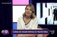"""Varina De Cesare: """"Si no es la televisión, elijo la radio"""""""