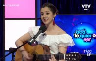 """""""Canto Pa Renacer"""" el primer disco de Lucía Aramburu"""
