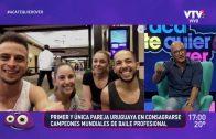 ¡Los campeones mundiales de bachata son uruguayos!
