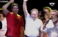 Se suspendió el fallo que podría haber dejado a Lula Da Silva libre