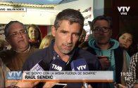 """Sendic: """"Me gustaría saber que opinan los candidatos sobre los temas importantes del país"""""""