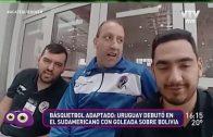 Uruguay debutó en el sudamericano de basquetbol adaptado con goleada