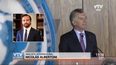 """Albertoni: ''Uruguay no puede darse el lujo de estar dos años debatiendo si cierra o no un TLC"""""""