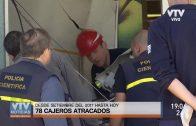 Hasta el momento hay 17 condenados y 15 formalizados por atentados contra cajeros automáticos