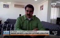 Maduro está dispuesto a realizar elecciones legislativas, pero no presidenciales