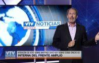 Martínez lidera la interna del Frente Amplio con el 44% de los votos