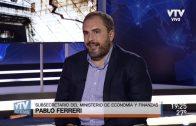 """""""Me gustan los desafíos"""" afirmó Ferreri sobre su posible candidatura a la Intendencia"""