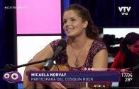 Mica Norvay: Desde las redes sociales al Cosquin 2019