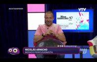 """Nicolás Arnicho, el """"gurú"""" de la percusión"""
