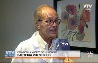 No se monitorea la presencia de la bacteria Vibrio vulnificus en playas por su escasa duración