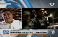 Venezuela: Maduro pidió a las FF.AA. que se preparen para atacar