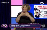 """Cartelera: """"Sexo, Mate y Corrupción"""""""