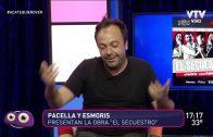 Jorge Esmoris: En el teatro no me gusta improvisar