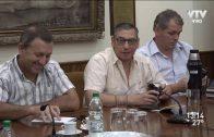 MTOP presentó proyecto alternativo del pasaje del Ferrocarril Central por Sarandí Grande