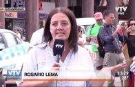Venezolanos radicados en nuestro país se movilizan a favor de Guaidó