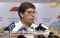 Venezuela: Mesa política del FA respaldó postura del gobierno