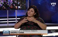 Andrea Tuana sobre ley de Género: ''No hay voluntad de la SCJ de avanzar´´
