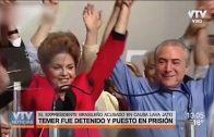 Trump y Bolsonaro estrecharon nuevos vínculos