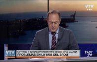 El BROU informó que tuvo problemas en la web con lentitud y caídas intermitentes