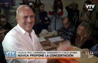 Tabaré Vázquez le transmitió a Guido Manini Ríos que será destituido de su cargo