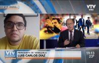 Luis Carlos Díaz: ''El 25% de la población en Venezuela depende de remesas''