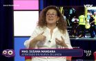 Susana Mangana: Este atentado demuestra que el terrorismo no es exclusivo una religiosidad