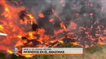 Incendios en la Amazonia: Macron ratificó su oposición al acuerdo de libre comercio con el Mercosur