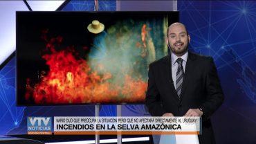 Informe especial: Causas y cómo afectan al planeta los incendios en la Amazonia